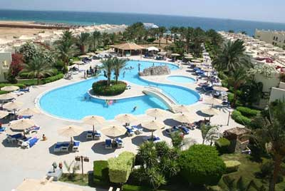 отель Palm Beach Resort (Eurotel)