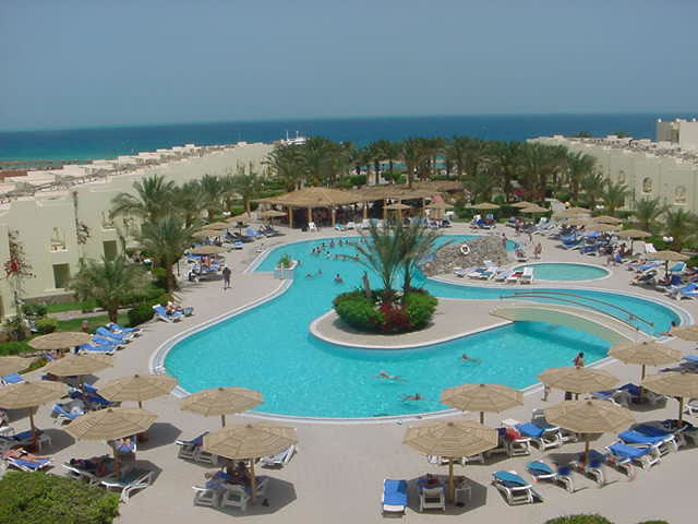 отдых в отеле Palm Beach Resort (Eurotel)