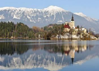 достопримечательности Словении